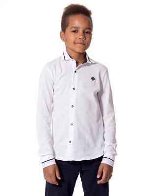 Детская рубашка с длинным рукавом