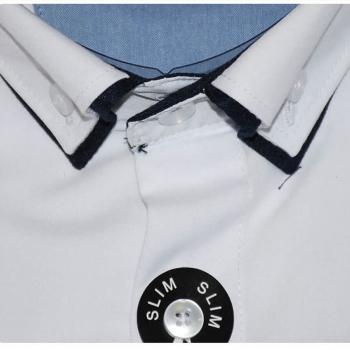 Детская рубашка с коротким рукавом