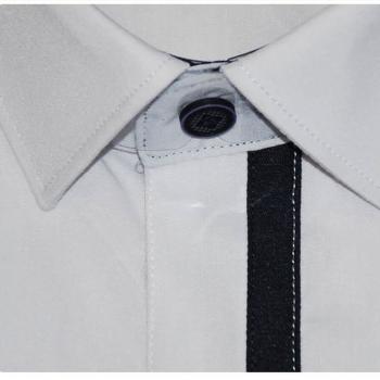 Подростковая рубашка с длинным рукавом
